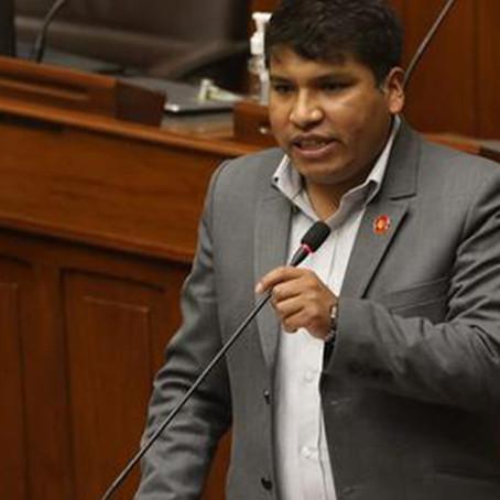 Yvan Quispe es el nuevo vocero de Frente Amplio