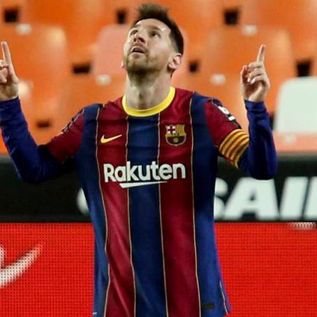 Lionel Messi romperá su silencio tras cinco meses de alejarse de Barcelona