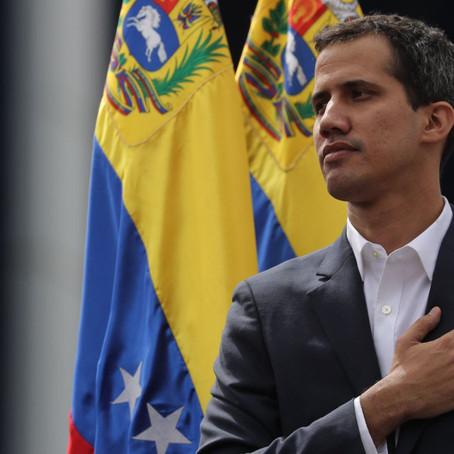"""Juan Guaidó: """"Venezuela necesita un acuerdo de salvación nacional"""""""