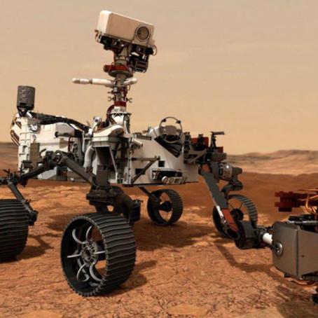 La NASA empieza a crear oxígeno respirable en Marte