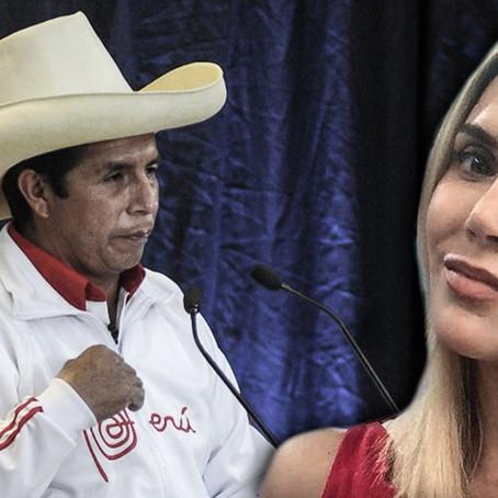 "Juliana Oxenford tras comentarios de Pedro Castillo: ""Lo más aberrante que he escuchado"""