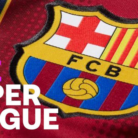 Barcelona oficializó su permanencia en la Superliga