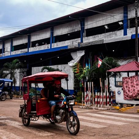 Comerciantes denuncian robos en mercado municipal de Yarinacocha