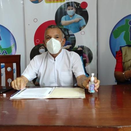 """Salas Suárez: """"Ahora sí 76.390 dosis de vacunas llegan este viernes"""""""