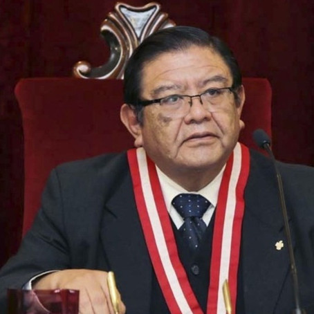 """Jorge Salas Arenas: """"Esperemos con serenidad los resultados y respetémoslos democráticamente"""""""