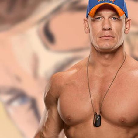 Crunchyroll hace imagen anime en honor a John Cena