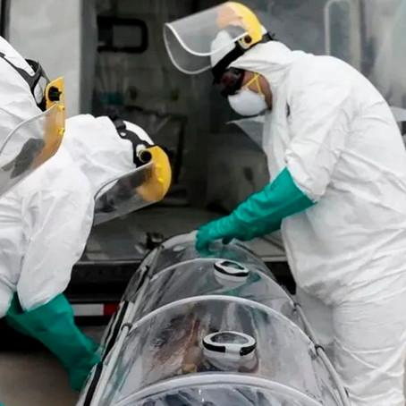 COVID-19: Brasil se convirtió en el país con más muertes y contagios en el mundo