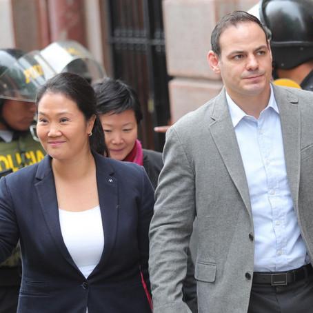 Keiko Fujimori: Mark Vito recogía dinero clandestino para las campañas de Fuerza Popular