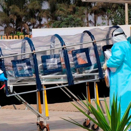 Minsa reporta 294 nuevos fallecidos por coronavirus en las últimas 24 horas