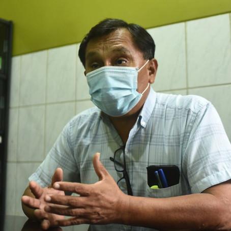 """Vicente Yaya: """"Trabajaré en los pilares para el desarrollo de la región: Salud, educación y trabajo"""""""