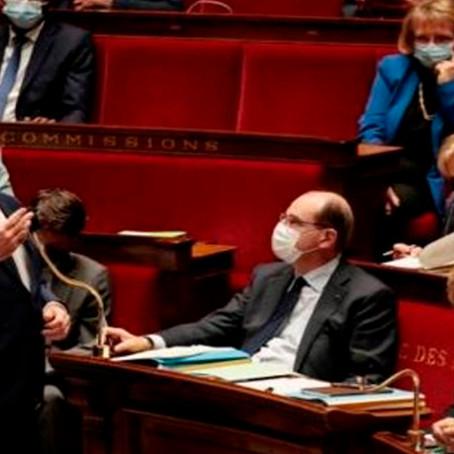 Lenguaje inclusivo es prohibido en las escuelas de Francia