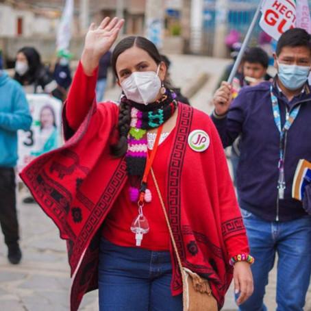 Verónika Mendoza: Si de Castillo tengo dudas, de Fujimori tengo certezas