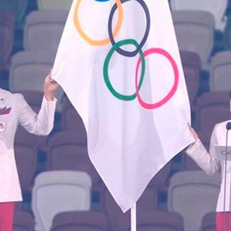 """Presentan logo de Tokio 2020: """"Más rápido, más alto, más fuerte. Juntos"""""""