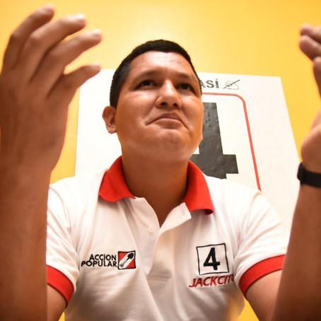 "Jacksito: ""Saavedra debe ser expectorado"""