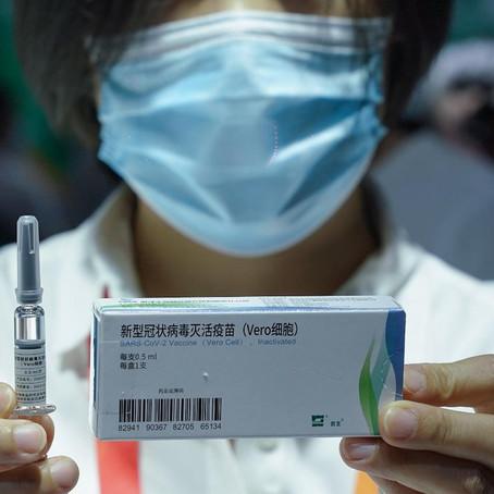 EE. UU. Aplicó más de dos millones de vacunas contra la COVID-19 en un solo día