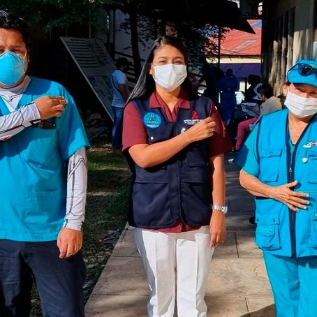 Vacunación a personas con VIH continúa
