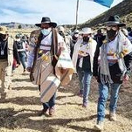 Keiko Fujimori: En Chumbivilcas ningún ciudadano quería ser personero de Fuerza Popular