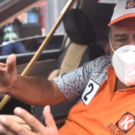 Para Rosas indultar al Chino es necesidad nacional