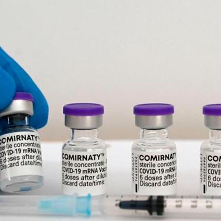 Pfizer: Laboratorio solicita  a la EMA autorización,  para empezar vacunación de  adolescentes
