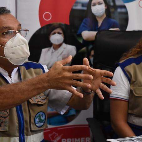 Salas niega Vacunagate pero admite error administrativo