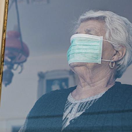 Ansiedad se incrementó en adultos mayores por pandemia