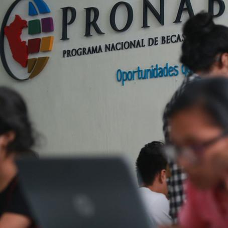 Pronabec contará con S/ 958 millones para becas de educación superior