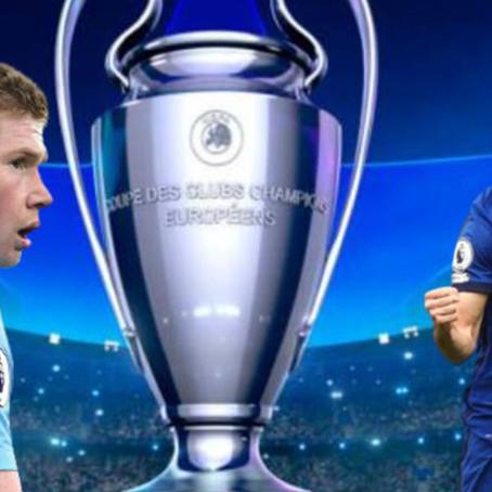 ¡Final de Champions será inglesa!