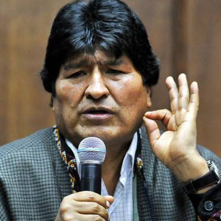 Evo Morales compara a Piñera con Trump por deportación masiva de inmigrantes