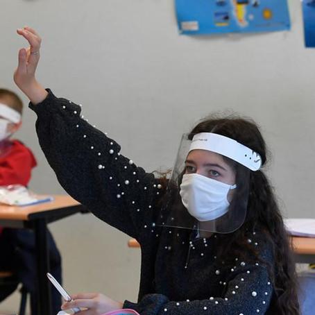 Alemania inicia año escolar pese al temor de una tercera ola