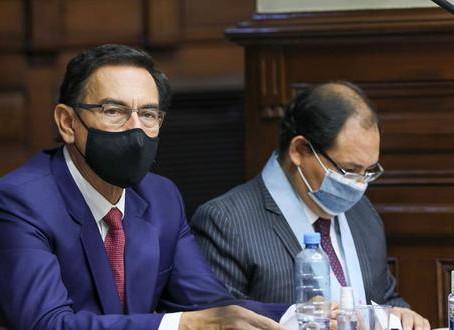 Congreso suspende debate sobre la inhabilitación de Martin Vizcarra