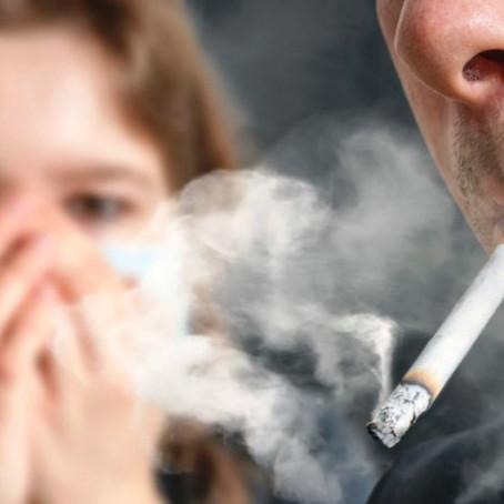 Tabaco puede aumentar riesgo de padecer problemas de salud mental