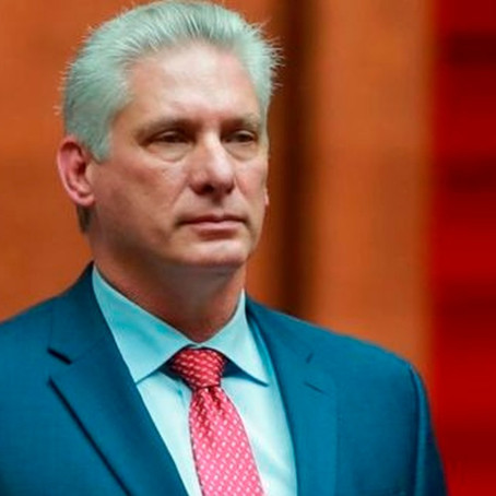 """Carlos Figueroa: """"Los cubanos deben encontrar su propio camino para resolver sus problemas"""""""