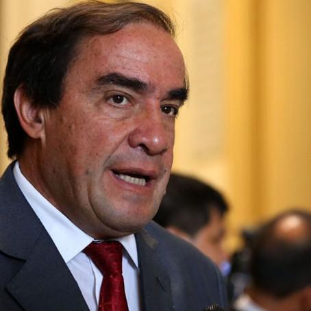 """Lescano sobre Omonte: """"No me parece bien, es repartir miserias"""""""