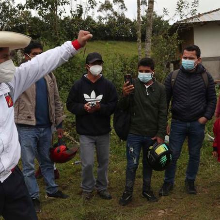 Datum: Keiko Fujimori acorta distancia con Pedro Castillo