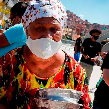 El hambre se abre paso en Brasil azotado por la pandemia del COVID-19