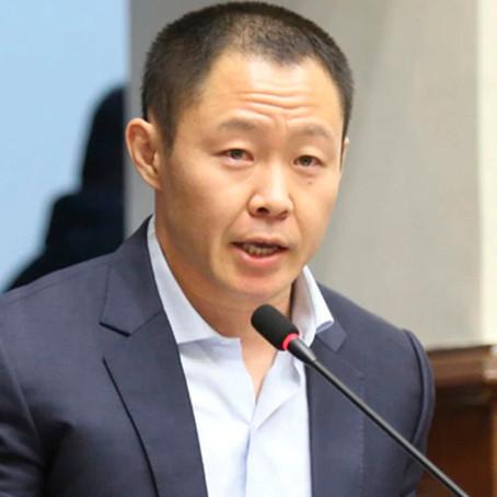 """Kenji Fujimori insiste en no pagar 50 mil soles de multa por los """"Mamanivideos"""""""