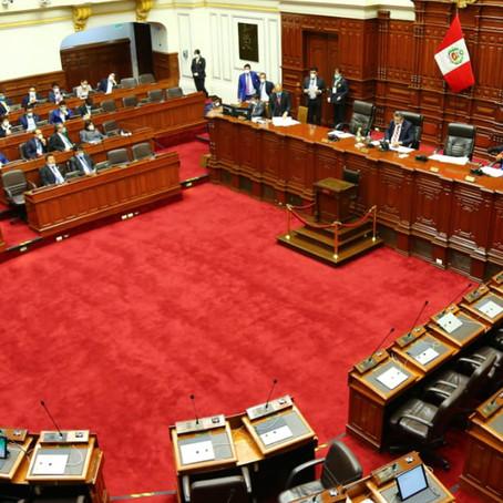 """Desactivan bancada parlamentaria """"Nueva Constitución"""" por no tener suficientes miembros"""