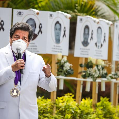 Colegio Médico sugiere cuarentenas focalizadas