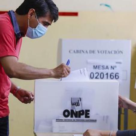 Elecciones 2021: ¿Cómo justificar ante el JNE si no fuiste a votar?