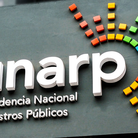 Incrementan los trámites presenciales en SUNARP