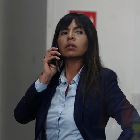 """Giulliana Loza sobre diálogo entre Keiko Fujimori y Miguel Torres:"""" Es de carácter político"""""""