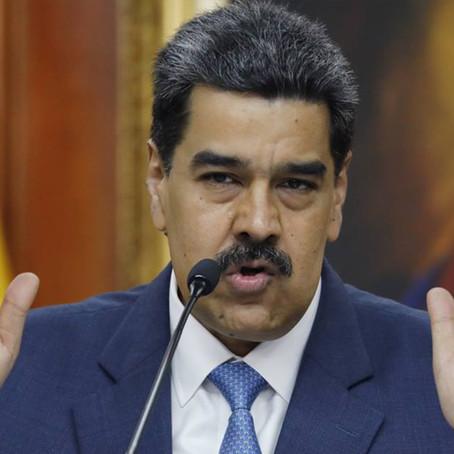 """Nicolás Maduro: """"En Perú han hecho decretos contra migración venezolana"""""""