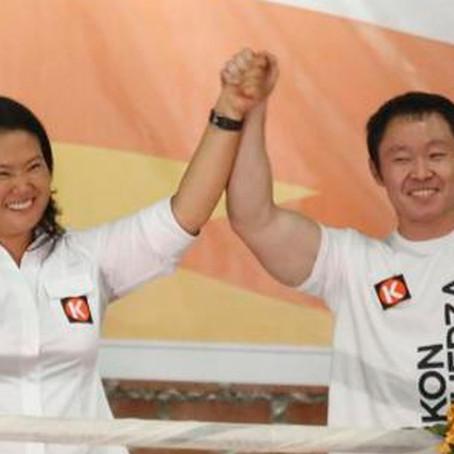 """Keiko Fujimori: """"Me sorprendió el respaldo de mi hermano Kenji"""""""