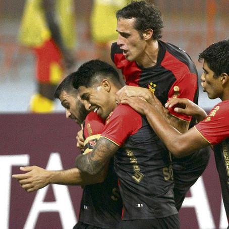 Sudamericana: Melgar se convierte en el primer club peruano en ganar cuatro partidos seguidos