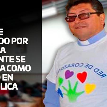 Sacerdote denunciado por violación a adolescente se encuentra como no habido en Huancavelica