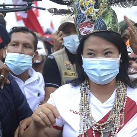Fujimori hace un llamado al JNE para que se respete la  propuesta de cuatro debates