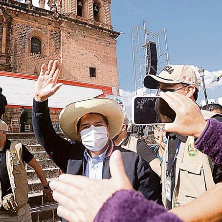 Pedro Castillo: Avanza formación de gabinete ministerial del candidato de Perú Libre