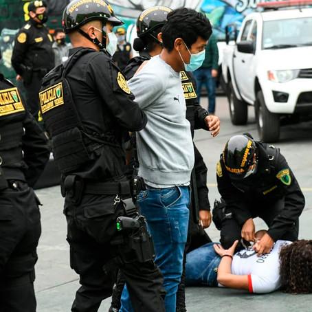Escuadrón Verde capturó a más de 500 delincuentes en lo que va del 2021