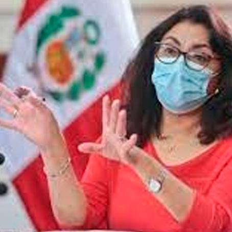 """Violeta Bermúdez sobre transferencia de mando: """"Una semana es insuficiente"""""""