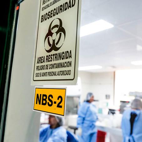 Comienza ensayo final de prueba molecular rápida Peruana